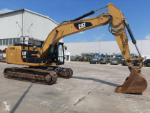 Caterpillar 323EL excavator pe şenile second-hand