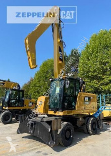Caterpillar MH3022 used wheel excavator