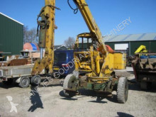 escavadora escavadora de rodas usada