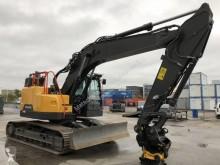 Escavadora Volvo ECR235 EL escavadora de lagartas usada
