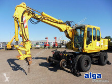 Atlas 1304 KZW, Zwei-Wege-Ausstattung,Verstell pelle sur pneus occasion