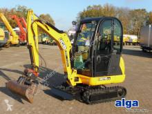 Excavadora miniexcavadora JCB 8018 CTS, KSW-SW, Verstelllaufwerk, Tieflöffel