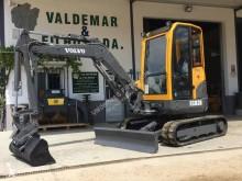 Excavadora Volvo ECR38 miniexcavadora usada