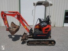 Kubota U17-3a used mini excavator