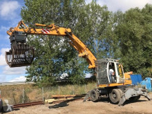 Pelle de manutention Liebherr A316Litronic