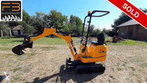 JCB 8008CTS used mini excavator