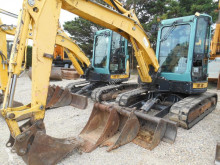 Yanmar VIO 57 U mini-excavator second-hand
