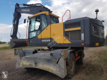 Excavadora Volvo EW180 excavadora de ruedas usada