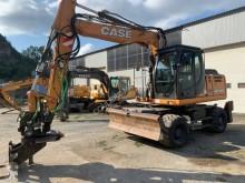 Escavadora escavadora de rodas Case WX 148