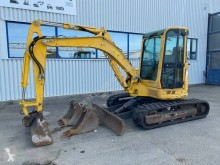 Yanmar VIO 50 used mini excavator