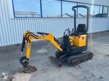 Bobcat E 08 mini-excavator second-hand