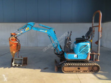 Airman AX 10 U-4 used mini excavator
