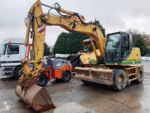 Excavadora Case WX 145 excavadora de ruedas usada