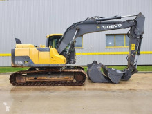 Volvo EC 140 D L 13833 bandgående skovel begagnad