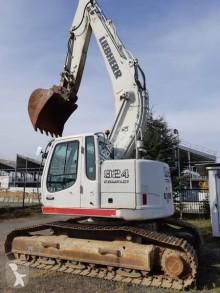 Liebherr R924 Compact excavator pe şenile second-hand
