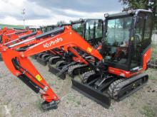 Excavadora miniexcavadora Kubota KX027-4 HI (2x Proportionalsteuerung)