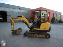 Excavadora Yanmar SV26 miniexcavadora usada