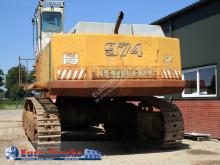 Excavadora Liebherr R974 excavadora de cadenas usada