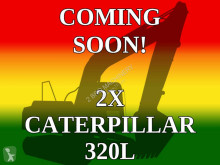 Caterpillar 320 2x L COMING SOON! pelle sur chenilles occasion