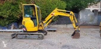 Excavadora Yanmar VIO 30 miniexcavadora usada