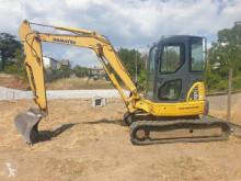 Komatsu PC50MR-2 used mini excavator