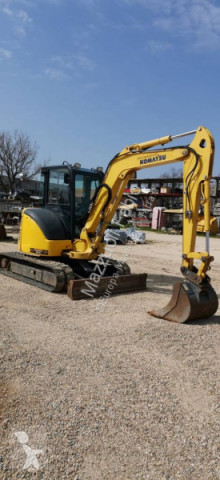 Komatsu PC45MR-3 used mini excavator