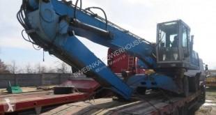 Excavadora Fuchs MHL 331 excavadora de cadenas usada