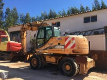 Case WX165 used wheel excavator