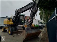 Excavadora Volvo EW 140 excavadora de ruedas usada