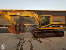 Caterpillar 325BL used track excavator