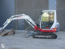 Takeuchi TB 235 TB 235 used mini excavator
