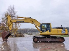 Excavadora Komatsu PC350LC-8 excavadora de cadenas usada
