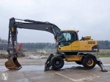 Excavadora Volvo EW180C excavadora de ruedas usada