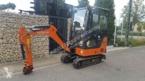 Hitachi ZX 19 5A CR nur 741 Bh MS01 mini escavatore usato