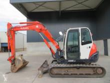 Kubota KX 080-3 A used mini excavator
