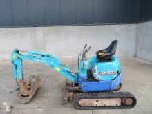 Excavadora Kubota U 10 miniexcavadora usada