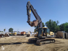Volvo EC 220 DL used track excavator