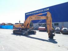 Hyundai Robex R220 LC9A excavator pe şenile second-hand