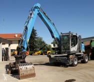Excavadora Fuchs mhl 250 excavadora de ruedas usada