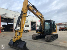 Caterpillar 312E used track excavator