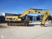 Caterpillar 330DL used track excavator