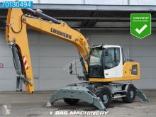 Excavadora Liebherr A920 Litronic excavadora de ruedas usada