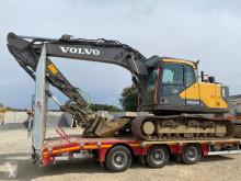 Excavadora Volvo EC160 excavadora de cadenas usada