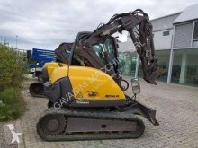 Mecalac 6 MCR mini-excavator second-hand