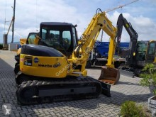 Escavadora Komatsu PC78MR-6 mini-escavadora usada