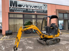 JCB 8018 mini-excavator second-hand