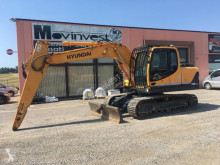 Excavadora Hyundai Robex140LC9 excavadora de cadenas usada
