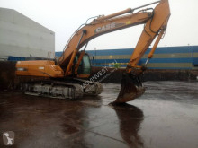 Case CX 330 used track excavator