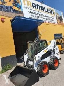 Bobcat S570 mini-excavator second-hand