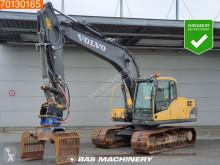 Volvo EC160 escavadora de lagartas usada